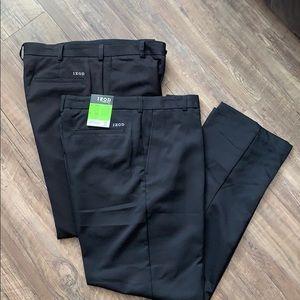 Men's IZOD dress pants bundle. 34/32